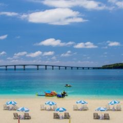 Okinawa's most beautiful beaches are suitable for snorkeling