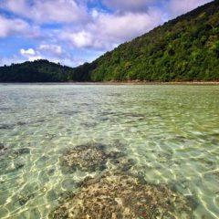 Surin – snorkeling site in Thailand