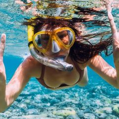 5 preparation steps before trying the snorkeling